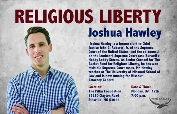 Josh Hawley 10-12-15